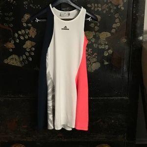 Stella McCartney Adidas Athletic Tennis Dress M